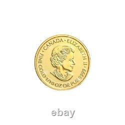 1/10 oz Random Year Devil's Brigade Gold Coin