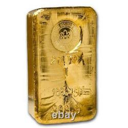 100.45 oz Gold Bar RCM SKU#229455