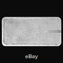 100 oz Royal Canadian Mint Vintage Silver Bar