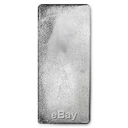 100 oz Silver Bar RCM (. 9999 Fine, Pressed Finish) SKU #97758
