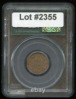 1925 One Cent Specimen PCGS SP65RB Royal Canadian Mint KM28 Key Date
