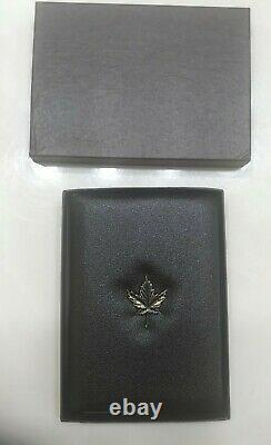 1980 Canadian Maple Leaf/QE II $100 22 Karat 1/2 ounce Gold Proof Coin in case