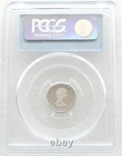 1989 Canada Maple Leaf $5 Five Dollar Platinum Proof 1/10oz Coin PCGS PR70 DCAM