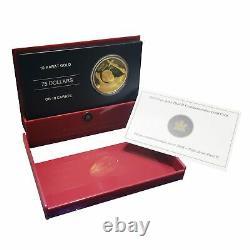 2005 Royal Canadian Mint 10-KARAT GOLD $75 Dollars Pope John Paul II Proof Coin