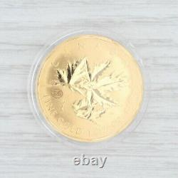 2007 Gold Maple Coin Test Privy 200 Dollar Fine Gold Rare 1 of 500 1ozt Canadian