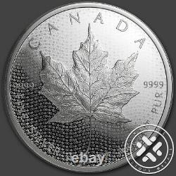 2017 Canada S$10 2 Oz 150th Anniversary Silver Iconic Maple Leaf NGC PF70 ER