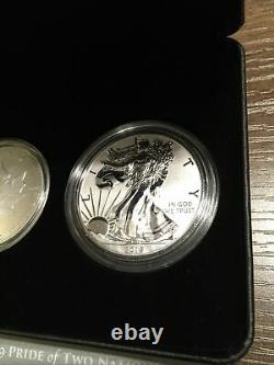 2019 Limited Edition Pride of Two Nations From RCM Limited Edition #8887/10000