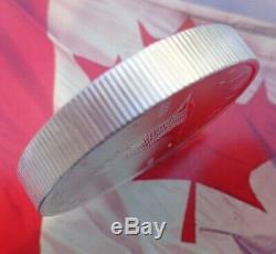 2020 Canadian GOOSE $10 silver 2 oz. Coin. 9999 ultra fine silver