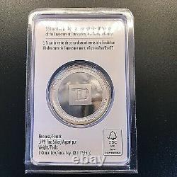 CANADA 2017 TD Bank 150th Celebration Silver 1 oz Coin