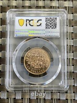 Canada 1914 $10 Gold Coin MS64+ PCGS Gold Reserve