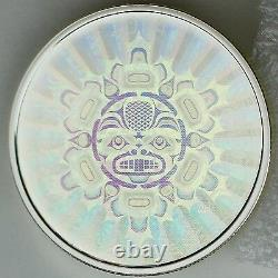 Canada 2014 $20 Interconnections Land The Beaver 1 oz Pure Silver Hologram Coin