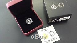 Canada 2014 $5 Proof Bald Eagle 1/10 oz Fine Platinum Coin with Box and COA