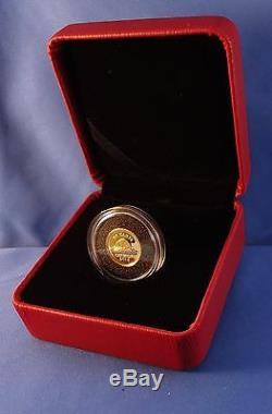 Canada 2014 Beaver Canadas Classic Coin Design 50-Cents Pure Gold