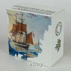 Canada 2015 $20 Lost Ships in Canadian Waters Franklin's Lost Expedition Silver