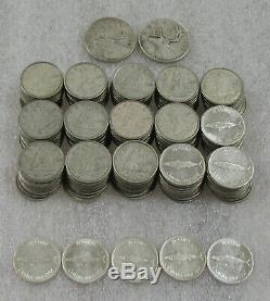 Canada Lot of $16.00 Face Value 80% Silver Coins Includes BU Centennial Coins