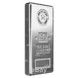 1 KG Bar Argent Monnaie Royale Canadienne