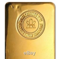 1 Kilo Gold Bar Monnaie Royale Canadienne Rcm Sku # 43292