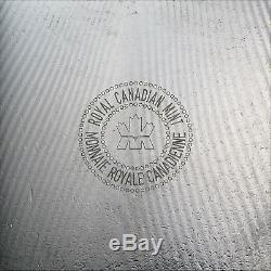 100 Oz D'argent Bar Rcm (2011 /. 9999 Fine) Sku # 76055