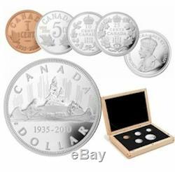 2010 Monnaie Royale Canadienne Limitée / Special Edition Set Proof