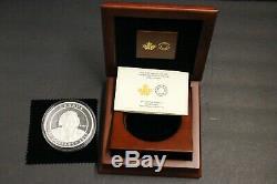 2015 10 Oz Albert Einstein Pièce D'argent Monnaie Royale Canadienne 100 $ 1500 Made