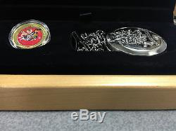 2015 Monnaie Royale Canadienne $ Les 100 Bogues Gold Coin Bunny Et Amis (looney Tunes)