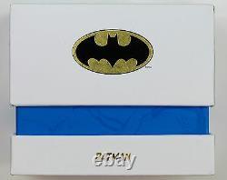 2016 $20 DC Comics Originals Dark Knight, Batman, 1 Oz Pure Silver Color Proof