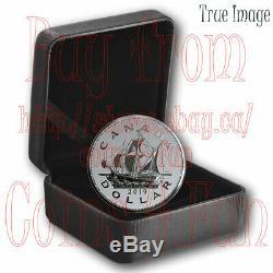 2019 Matthew Patrimoine De La Monnaie Royale Canadienne $ 1 Dollar Argent Pur Piedfort Coin