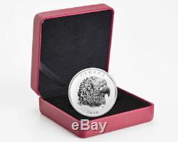 2020 Canada 1 Oz Silver Eagle Canadienne Extraordinaire À Haut Relief 25 $ Preuve De Retard