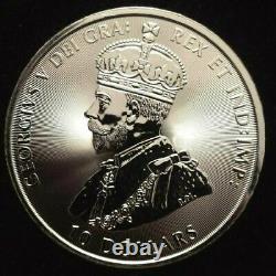 2020 Canada 2 Oz 9999 Pièce D'argent 10 $ Gendarmerie Royale Du Canada Grc 100yr