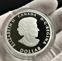 2020 Canada Dollar Peace Ultra High Relief $ 1 99,99% Pure Silver Coin