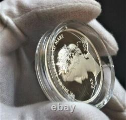 2020 Canada Peace Dollar Ultra High Relief 1$ 99,99% Pure Silver Coin