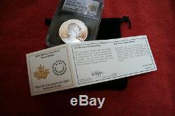 2020 Le Tout Premier Dollar Canadien Paix, Ngc Cert. Pf70 Uc & Fdp, Susan Taylor Sig