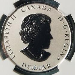 2021 Canada Paix Dollar Ngc Pf70 Inverse Preuve Fdoi Susan Taylor Signé