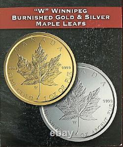 2021 W 5 $ Canada Taylor Specimen Burnished Maple Leaf Ngc Sp 70 Fr Avec Coa