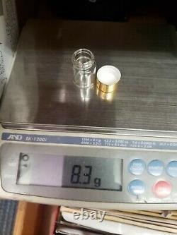 24k Gold Shot 7.1 Grammes 9999%. Menthe Grade Real Gold