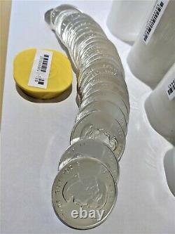 Bu Roll Of 25 2013 1 Oz Canadian Silver Maple Leaf. 9999 Amende 5 $ En Mint Tube