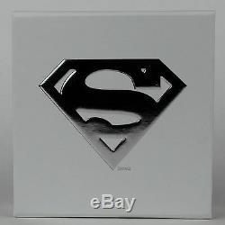 Canada 2015 $ 100 Iconic Superman Comic Book Covers Superman # 4 (1940) 14k