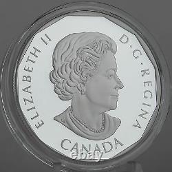 Canada 2015 20 $ Sylvester Cat Looney Tunes1 Oz. 99,99 % Pure Silver Color Proof
