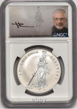 Ensemble 2019-2020-2021 Canada Peace Dollar-ngc Pf70 Reverse Proof-ultra High Relief