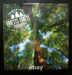 Imposant Forest Canada 200 $ Pièce D'argent Pur 2014 2,2 Oz