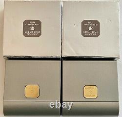 Regardez 2- 1999 Monnaie Royale Canadienne 100 $ Pièces D'épreuve D'or Dans La Boîte